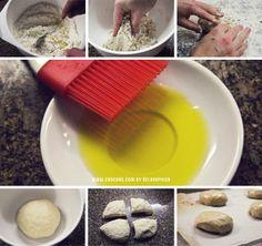 receta pan casero