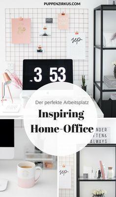 Heute verrate ich euch, wie ich von Zuhause arbeite und wie ich mein Home-Office eingerichtet habe. Inklusive Tipps zum Nachshoppen!