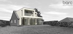 House Extension Design, Roof Extension, Bungalow Extensions, House Extensions, New Home Designs, Home Design Plans, Roof Design, Exterior Design, Gloucester House