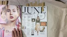Build Your Stash - Using Magazine Images - YouTube