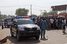 Girl 10 detonates bomb in Nigerian market in another suspected Boko Haram attack