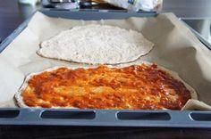 Rezept: Basics - Vollkorn-Pizzateig Bild Nr. 3