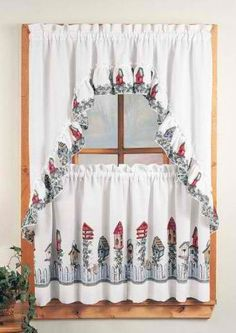 1000 Images About Kitchen Curtains On Pinterest Kitchen