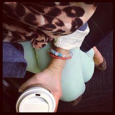 #Mint & #leopard