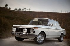 BMW 2002 (not the year it was made, the model number) and I used to own one of these babies!