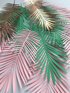 Paper leaves, green leaves, leaves cut outs, Pack of 5 leaves, palm leaves, palm leaf, tropical leaves by CandyTreeBaltimore on Etsy https://www.etsy.com/uk/listing/543283969/paper-leaves-green-leaves-leaves-cut