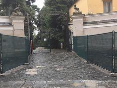 VOMERO, VILLA FLORIDIANA: SLITTA ALLE FESTIVITA' NATALIZIE IL TERMINE DEI LAVORI http://www.napolitoday.it/blog/vomero/villa-floridiana-termine-lavori.html