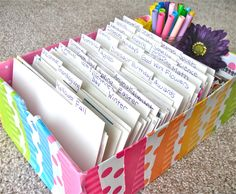 organize your classroom stickers