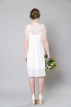 ALEXIS bridesmaids dress by Sally Eagle Bridal Bridesmaid Dresses, Bridesmaids, Wedding Dresses, Perfect Wedding Dress, Bridal Collection, Sally, Bridal Gowns, White Dress, Flower Girl Dresses