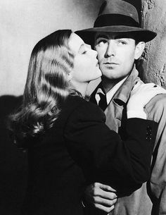 Veronica Lake ... in This Gun For Hire ... 1942