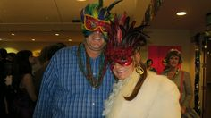 Jacque Jabs/Special to the Record Searchlight  Travis Richmond and Jessica Hartman, both of Cottonwood, attend the 43rd annual Soroptimists International of Redding Mardi Gras event on Saturday at Mercy Oaks in Redding. Go to www.redding.com for more Scene photos and features. Scene Photo, Northern California, Mardi Gras, Funny, Red, Photos, Carnival, Pictures, Photographs