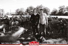 Éleveuses de chèvres Soignon