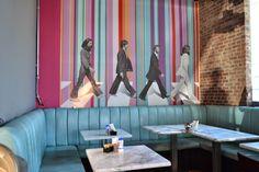 Monika's cafe bar Astoria