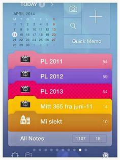 Project Life Norge: Eg bruker denne appen til å notere alt eg vil hugse Project Life, Projects, Log Projects