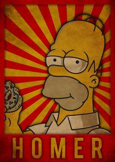 Animation The Simpsons Characters Homer Simpson 90s Nickelodeon Cartoons, Old School Cartoons, Simpsons Characters, Simpsons Art, Homer Simpson, Cute Disney Drawings, Cute Drawings, Futurama, Krusty The Clown