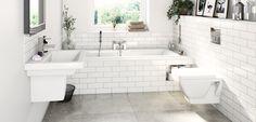 Verso Bathroom Suite Range