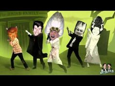 Monster Mash.. super cute dance video for kids to take a break or indoor recess.