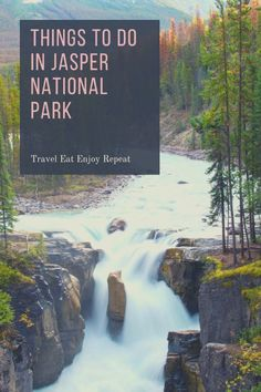 Things to do in Jasper National Park - There is so much to do in Jasper: hiking, enjoying the beautiful nature and even some adventure. Jasper National Park, Banff National Park, Alberta Travel, Hiking Places, Canada Destinations, Canadian Travel, Visit Canada, Solo Travel, Travel Tips