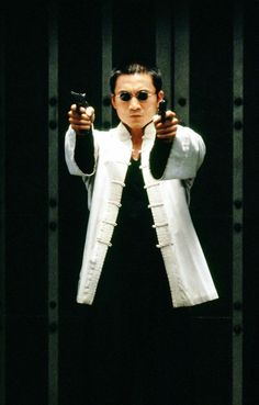 """Sing Ngai in """"The Matrix Revolutions"""""""