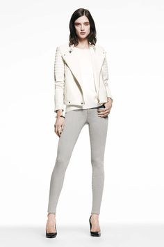 J Brand Pre-Fall 2014 Collection Slideshow on Style.com
