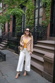 Lots of Career Advice + What to Wear to Work This Summer - wit & whimsy Summer Work Wear, Summer Work Outfits, Spring Summer, My Outfit, Outfit Ideas, Best Careers, Back To Work, Career Advice, What To Wear