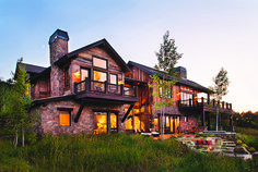 A failed hunt for the perfect mountain home leads to a show-stopping architectural story.