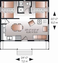 Sleeping loft  Tiny homes and Loft interiors on PinterestBuild your ideal home   this Country house plan   bedrooms s   bathroom s   story  and total square feet from Eplans exclusive assortment of