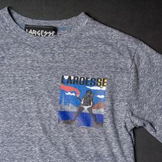 Largesse Colossus Tee $45