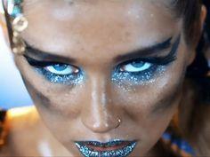 kesha-we_r_who_we_r-music_video_make-up_tutorial
