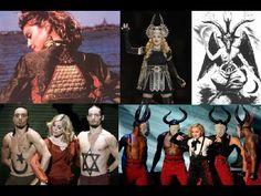 Madonna ISIS - High Priestess of Illuminati Ritals, Nicki Minaj & Marily...