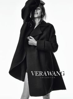 Josephine Le Tutour for Vera Wang F/W 14/15 | The Fashionography