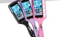 Selfie Brush Is the iPhone Case We've All Been Waiting For