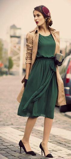 Best vintage fashion style