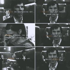 Please, Molly. Sherlock Season 4 Episode 3 TFP S04 E03. This was the most stressful, painful, and hardest to watch scene in the final problem