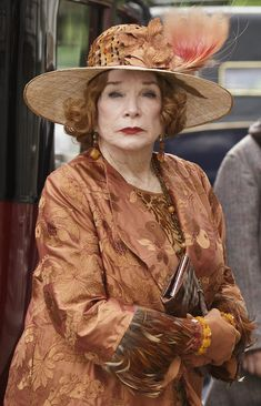 Shirley McClain of Downton Abbey
