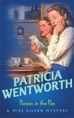 Buy Poison in the Pen by Patricia Wentworth and Read this Book on Kobo's Free Apps. Discover Kobo's Vast Collection of Ebooks and Audiobooks Today - Over 4 Million Titles! Best Mysteries, Cozy Mysteries, Crime Fiction, Fiction Novels, Detective, Books To Read, My Books, Mystery Novels, Great Books