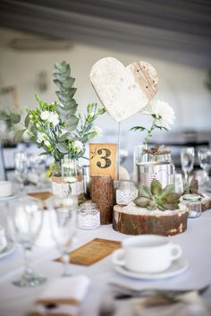 South African Woodland Wedding: Terri  Brad