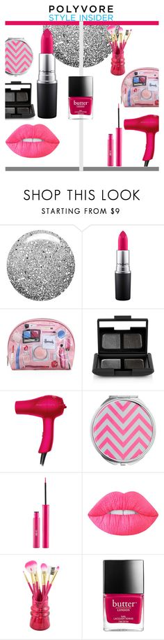 """""""Makeup Bag Staples"""" by sinupgirl ❤ liked on Polyvore featuring beauty, Topshop, MAC Cosmetics, Harrods, NARS Cosmetics, DIVA, Miss Selfridge, Lime Crime, Jacki Design and contestentry"""