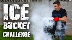 Trockeneis Bucket Challenge - Dry Ice Bucket Challenge - http://www.dravenstales.ch/trockeneis-bucket-challenge-dry-ice-bucket-challenge/