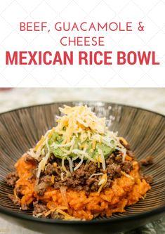 Mexican Rice Bowl Recipe #CreateAStir - Brooklyn Active Mama