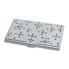 Ray Eames Dot Pattern on a card case, buy it now in the Eames Shop