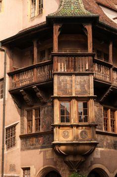 Colmar Maison Pfister 1537