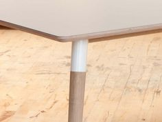 SLEIPNER - Haslev spisebord - Laminat / Linoleum spiseborde (3)