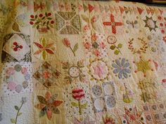 "Supergoof Quilts: ""A lovely day, and another one for good"""