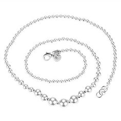 [$7.99]-Sweet Cute Silver Plated Necklaces