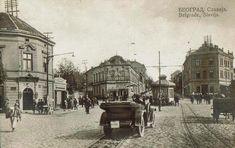 Beograd - 1930-tih - Slavija