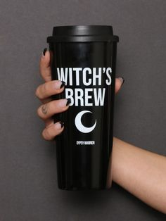 Witch's Brew Travel Mug - Gypsy Warrior