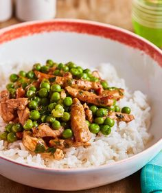 Kung Pao Chicken, Risotto, Chicken Recipes, Ethnic Recipes, Kitchen, Pork Meat, Food, Seasons, Street