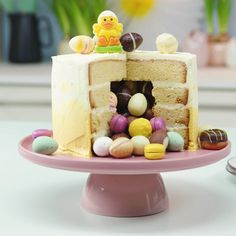 Cake Recipes, Dessert Recipes, Cake Decorating Videos, Easter Cupcakes, Easter Brunch, Easter Treats, Easter Recipes, Delicious Desserts, Cupcake Cakes
