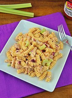 Buffalo chicken pasta salad Recipe Favorite: 5 Favorite Chicken Pasta Recipes